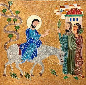 L'entrée à Jérusalem 300