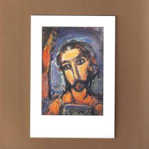 Rouault Christ