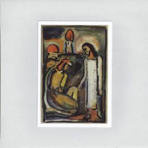 Rouault Christ et ste femmes