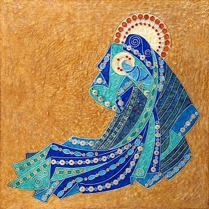 Vierge à l'Enfant 300